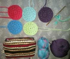 Crochet circles 2